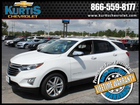 2018 Chevrolet Equinox for sale in Morehead City, NC
