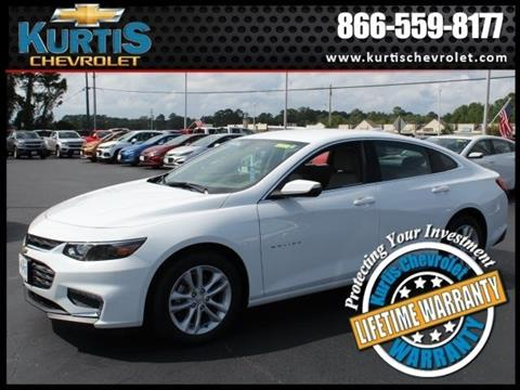 2018 Chevrolet Malibu for sale in Morehead City, NC