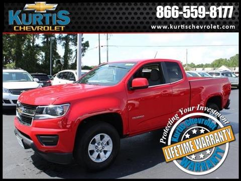 2017 Chevrolet Colorado for sale in Morehead City, NC