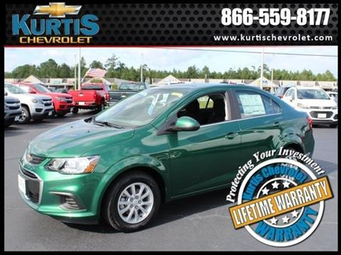 2018 Chevrolet Sonic for sale in Morehead City, NC
