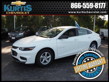 2016 Chevrolet Malibu for sale in Morehead City, NC