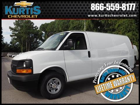 2017 Chevrolet Express Cargo for sale in Morehead City, NC