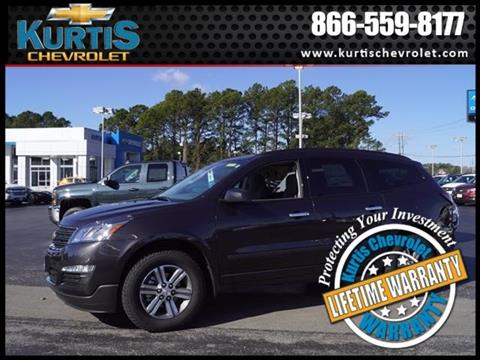 2017 Chevrolet Traverse for sale in Morehead City, NC