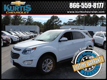 2017 Chevrolet Equinox for sale in Morehead City, NC