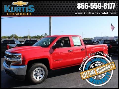 2017 Chevrolet Silverado 1500 for sale in Morehead City, NC