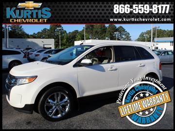 2013 Ford Edge for sale in Morehead City, NC