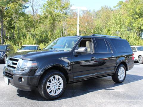 2014 Ford Expedition EL for sale in Morehead City, NC