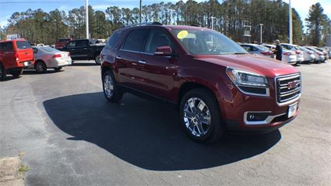 2017 GMC Acadia Limited for sale in Morehead City, NC