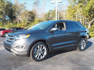 2016 Ford Edge for sale in Morehead City, NC