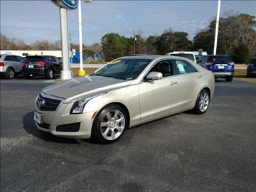 2014 Cadillac ATS for sale in Morehead City, NC