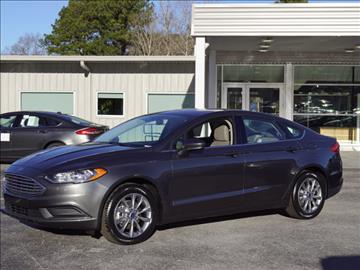 2017 Ford Fusion for sale in Morehead City, NC