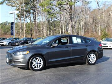 2016 Ford Fusion for sale in Morehead City, NC