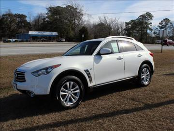 2016 Infiniti QX70 for sale in Morehead City, NC