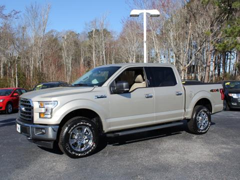 2017 Ford F-150 for sale in Morehead City, NC