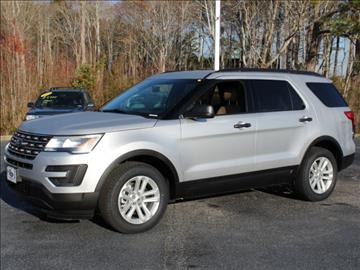 2017 Ford Explorer for sale in Morehead City, NC