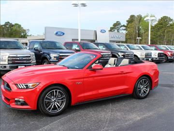 2017 Ford Mustang for sale in Morehead City, NC