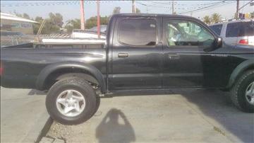 2004 Toyota Tacoma for sale in San Bernardino, CA
