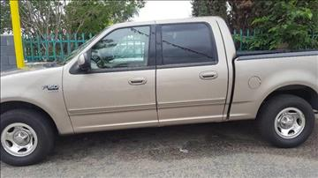 2003 Ford F-150 for sale in San Bernardino, CA