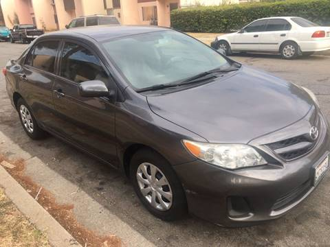 2013 Toyota Corolla for sale in Bloomington, CA