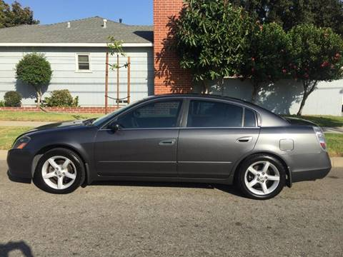2005 Nissan Altima for sale in Bloomington, CA