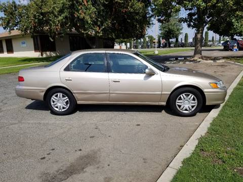 2001 Toyota Camry for sale in Bloomington, CA
