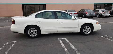 2004 Pontiac Bonneville for sale in Bloomington, CA