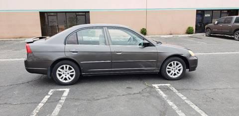2002 Honda Civic for sale in Bloomington, CA