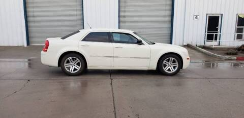 2008 Chrysler 300 for sale at E and M Auto Sales in Bloomington CA