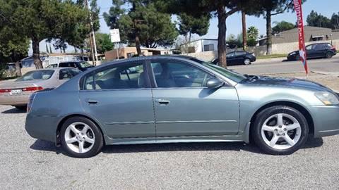 2006 Nissan Altima for sale in San Bernardino, CA