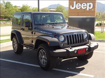 2014 Jeep Wrangler for sale in Boulder, CO