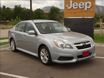 2013 Subaru Legacy for sale in Boulder, CO