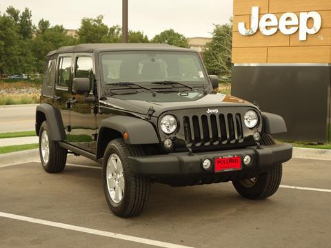 2015 Jeep Wrangler Unlimited for sale in Boulder, CO