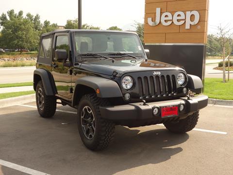 2014 Jeep Wrangler for sale in Boulder CO