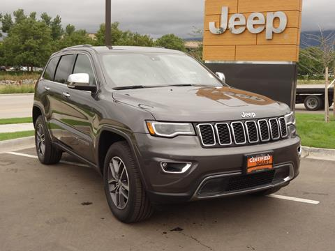 2017 Jeep Grand Cherokee for sale in Boulder CO