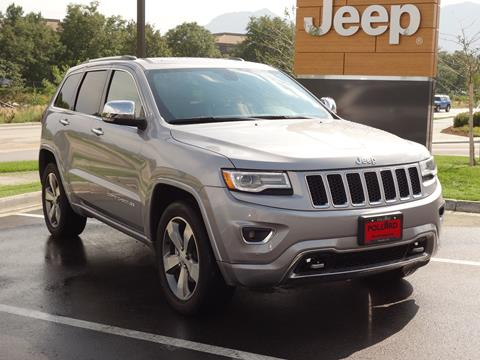 2016 Jeep Grand Cherokee for sale in Boulder CO
