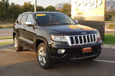 2013 Jeep Grand Cherokee for sale in Boulder, CO