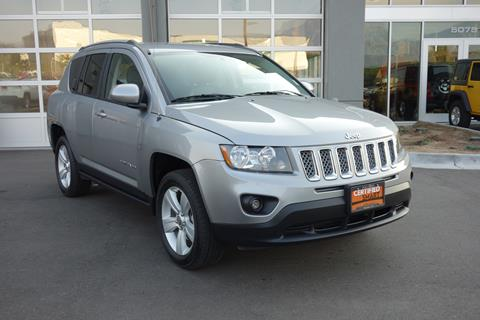 2016 Jeep Compass for sale in Boulder CO