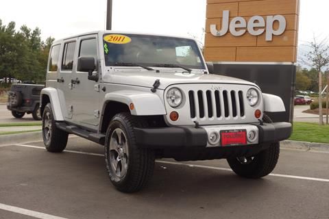 2011 Jeep Wrangler Unlimited for sale in Boulder CO