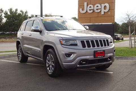 2014 Jeep Grand Cherokee for sale in Boulder, CO