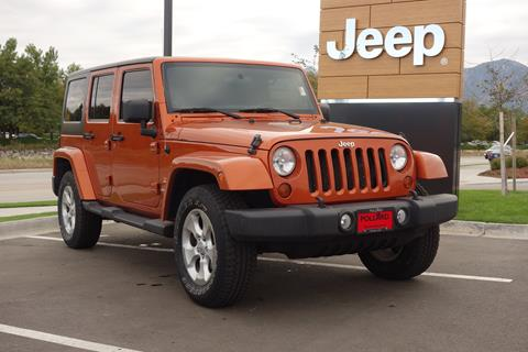 2011 Jeep Wrangler Unlimited for sale in Boulder CO