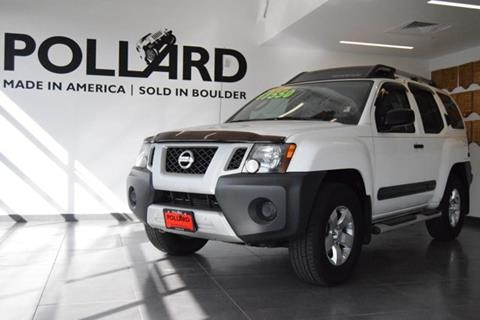 2012 Nissan Xterra for sale in Boulder CO