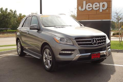 2012 Mercedes-Benz M-Class for sale in Boulder, CO