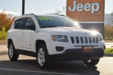2017 Jeep Compass for sale in Boulder CO