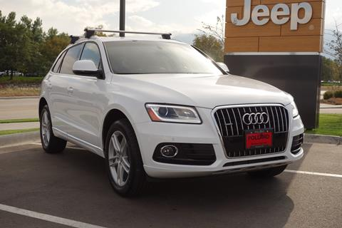 2017 Audi Q5 for sale in Boulder CO