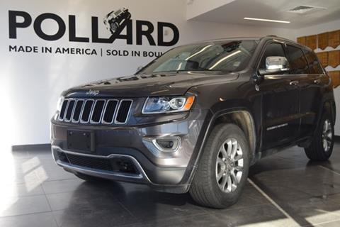 2015 Jeep Grand Cherokee for sale in Boulder CO