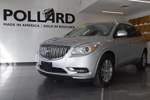 2017 Buick Enclave for sale in Boulder CO