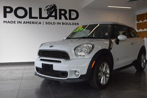 2013 MINI Paceman for sale in Boulder CO