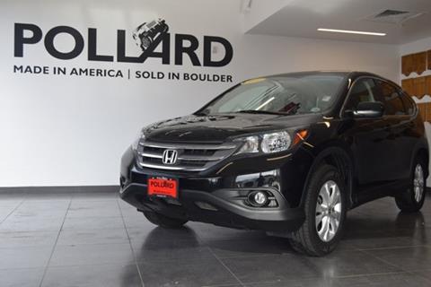 2014 Honda CR-V for sale in Boulder CO