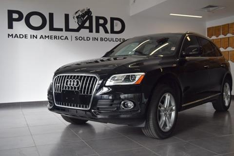 2017 Audi Q5 for sale in Boulder CO