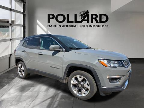 2020 Jeep Compass for sale in Boulder, CO